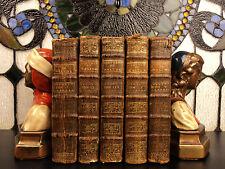 1735 History Knights Templar Hospitaller Crusades Malta Rhodes Ottoman 5v SET
