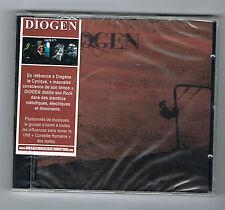DIOGEN - À ÉCOUTER DE LOIN POUR PRENDRE DU RECUL - CD 13 TITRES 2010 - NEUF NEW