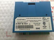 Honeywell R7847 B 1031 Dynamic Ampli-Check Rectification Flame Amplifier