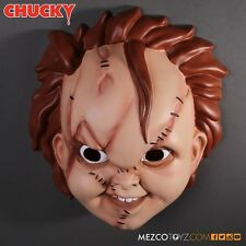 Bride of Chucky Adult Costume Mask Child's Play Mezco Horror New