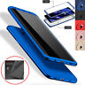 Shockproof Full Body 360 TPU Case Cover For Samsung Galaxy S7 edge S8 + S9 Plus