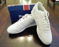 REEBOK Classic Women's Vintage Princess White Shoes/Sneakers NEW Size 11