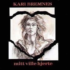 KARI BREMNES - MITT VILLE HJERTE  CD NEUF