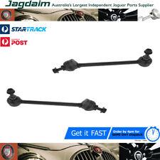 New Jaguar X350 S-Type XK Rear Anti Roll Bar Drop Links Rod C2C18571  C2C18572