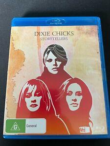 VH1 Storytellers Dixie Chicks Bluray Blu-ray