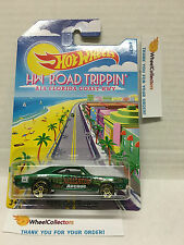 '69 Dodge Charger A1A Hwy * 2015 Hot Wheels Road Trippin Series * B19