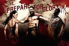 300 Movie Poster Prepare For Glory #2 24x36