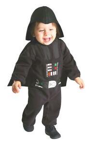 Rubies Star Wars Darth Vader Skywalker Toddler Boys Halloween Costume 888260