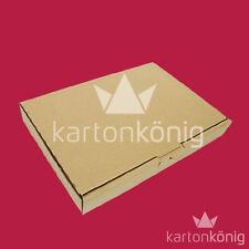 Maxibrief Versand Falt Kartons Schachtel Post Warensendung DIN A6 B6 A5 A4 B4 MB