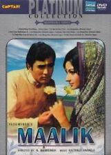 MAALIK (RAJESH KHANNA, SHARMILA TAGORE) - BOLLYWOOD DVD