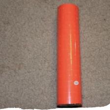 10 Rolls / 5000 Tags Orange labels for Motex Mx-5500 L5500 Mx989 Price Gun