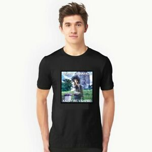 Gerry Cinnamon Adults Tee Tshirt - KAMPFIRE VAMPIRE  - Gig TOP  CAMPFIRE