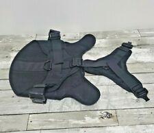 Tactical Dog Harness - Handle No Pull Military Dog Vest - Large Black