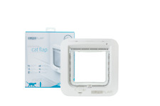 GENUINE SureFlap Microchip CatFlap White Posted Today if Paid Before 3pm