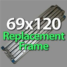 Da-Lite 89158 - Fast-Fold Deluxe 69x120 Replacement Frame - Authorized Reseller