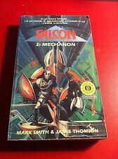 SMITH & THOMSON - FALCON 2: MECHANON  Edit. Oscar Giochi Mondadori 1988