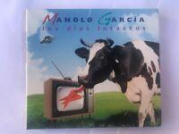 MANOLO GARCIA LOS DIAS INTACTOS CD DIGIPACK SONY PERRO RECORDS