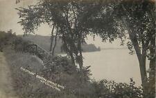 Waterville Minnesota~Christmans' Sakatah Springs Road~c1910 Real Photo Postcard
