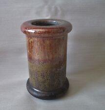 Hutschenreuther Keramik Laufglasur - Art Deko Vase / Kerzenständer 12 cm RAR !