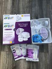 Philips Avent Single Electric Breast Pump + Bottle Warmer + 15 Milk Storage Bags