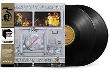 Bob Marley and The Wailers / Babylon by Bus 180 Gram Vinyl Record &