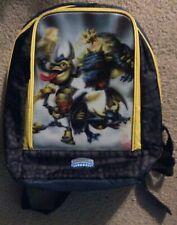 New Skylanders Spyro's Adventure Backpack Game Pack Holds Up To 32 Skylanders