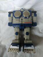 "Power Rangers Lost Galaxy 8"" Blue Ape Zord Toy Figure Vintage 1998 Bandai"