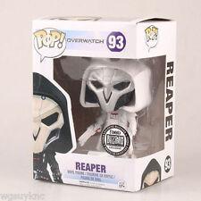 FUNKO-POP-Overwatch-93-WHITE-REAPER-Blizzard-exclusive-10cm No box