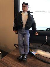 "Vintage 1977 Mego Happy Days Fonzie 8"" Action Figure Doll The Fonze Fonzarelli"