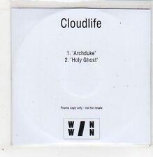 (GB603) Cloudlife, Archduke / Holy Ghost - DJ CD