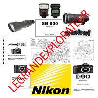Make $ DIY Repair your  broken not working as-is  Nikon Cameras AF lens Coolpix