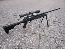 Well SR-2 Airsoft Bolt Action Sniper Rifle Metal Scope Bipod 470 FPS Full Size