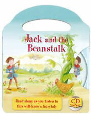 New, Jack and the Beanstalk (Carryboard & CD), , Book