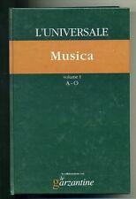 L'UNIVERSALE # MUSICA # Le Garzantine - Il Giornale 2004 # VOL. I