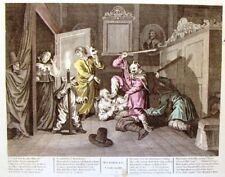 Hogarth's Hudibras -1802- HUDIBRAS CATECHINED