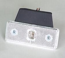 1 X BLANC LED FEU DE GABARIT A 12V CARAVANE CHASSIS REMORQUES