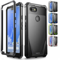 Poetic® For Google Pixel 3 XL [Dual Layer] Shockproof Hard Shell Case Cover