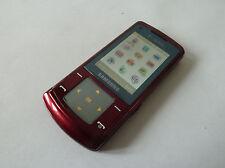 Samsung Soul U900 - UNIQUE CHERRY RED COLOR, vintage mobile phone, RARE
