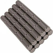 "1/8"" x 1/4"" Cylinders - Neodymium Rare Earth Magnet, Grade N48"
