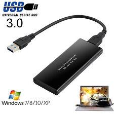 USB3.0 to NGFF M.2 SSD zu Externe SSD Konverter Adapter Festplattegehäuse PC HDD