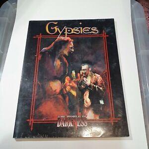 White Wolf World of Darkness Gypsies