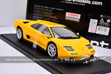 AutoArt 1:18 lamborghini DIABLO 6.0 yellow