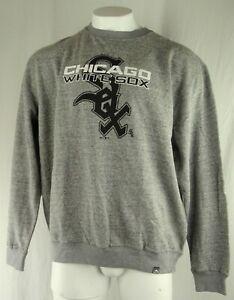 Chicago White Sox MLB Majestic Men's Crewneck Sweatshirt