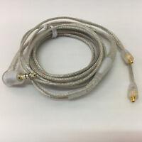 For Shure EAC64CL SE215 SE315 SE425 SE535 Earphones Replacement Detachable Cable