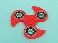 Fidget Spinner Rot Ninja Finger Hand Kreisel ADHS  EDC Anti Stress Spinnerz