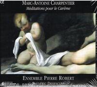 Charpentier : Méditations Versez Le Careme / Ensemble Pierre Robert,Desenclos CD