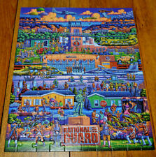 "100 Piece Puzzle US National Guard 16"" x 20"" by Dowdle ""Find The Story Inside"""
