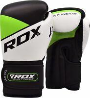 RDX 6oz kids MMA Boxing Gloves Junior Training Punch Bag Mitts MuayThai Sparring