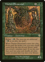 1X FOIL Thicket Elemental MTG Magic the Gathering INVASION 214/350