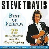 Steve Travis - Best Of Friends CD NEW